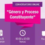 Día Internacional de la Mujer: Cámara de Diputados lo conmemora con dos actividades online.