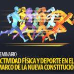 Actividad física y deporte: derecho constitucional.