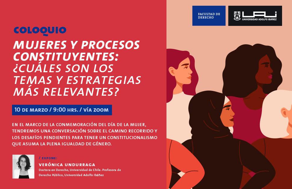 Mujeres y procesos constituyentes: ¿Cuáles son los temas y estrategias más relevantes?
