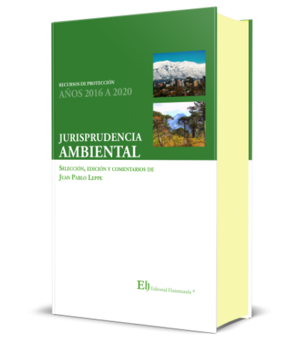 Lanzamiento libro: Jurisprudencia ambiental: recursos de protección años 2016 a 2020.