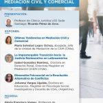 Seminario sobre Mediación Civil y Comercial.