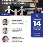 """Conversatorio: """"Familia y Convención Constitucional""""."""